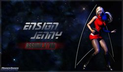Ensign Jenny - Assimilation comic