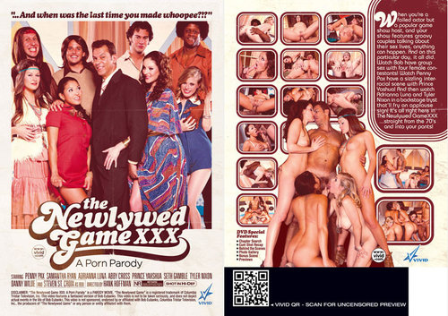 Download The Newlywed Game XXX: A Porn Parody Free