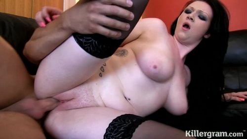 Killergram harmony reigns is used by mistress and big cock stud 9